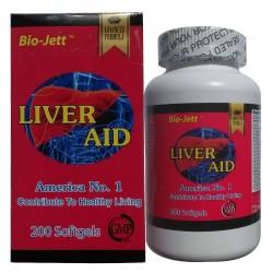 Bio-Jett Liver Aid 200 Softgels