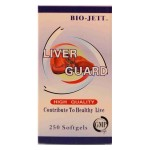 Bio-Jett Liver Guard 250 Softgels