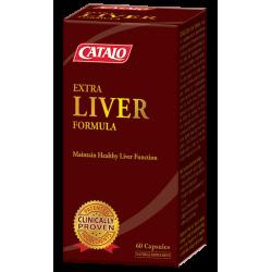 CATALO Extra Liver Formula 60 Capsules