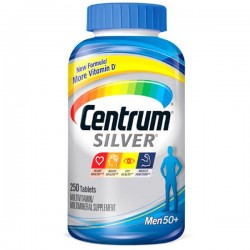Centrum Silver Men's Multivitamin 250 Tablets