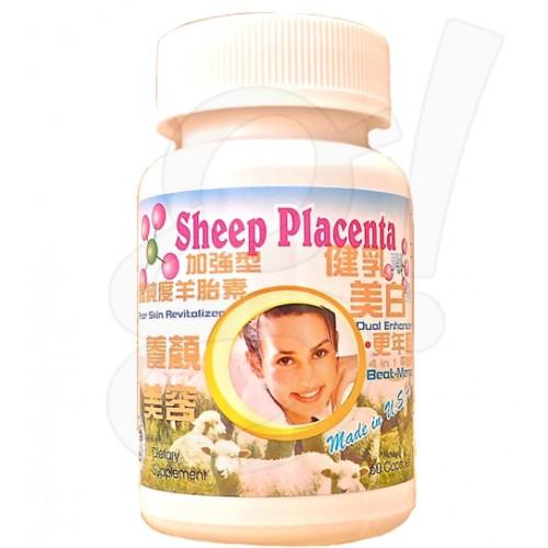 Edw Sheep Placenta 60 Capsules