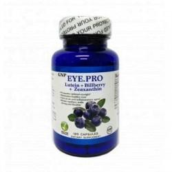 GNP Eye. Pro Lutein + Bilberry + Zeaxanthin 120 Capsules