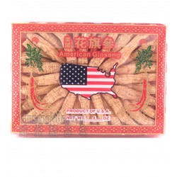 American Ginseng Long 8oz / Box