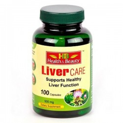 Health & Beauty Liver Care 100 Capsules