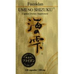 Umi No Shizuku Fucoidan 120 capsules
