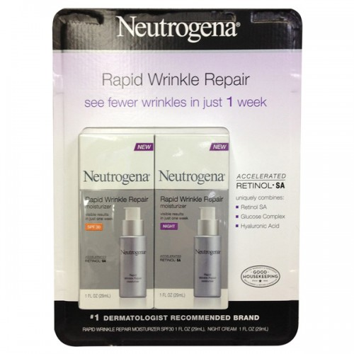 Neutrogena Rapid Wrinkle Repair, 2 Pack (29ml)