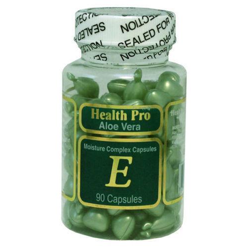 Aloe Vera & Vitamin E Skin Oil 90 Capsules