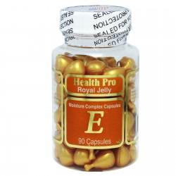 Royal Jelly & Vitamin E Skin Oil 90 Capsules