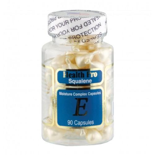 Squalene & Vitamin E Skin Oil 90 Capsules