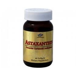 Nu-Health Astaxanthin 60 Softgels