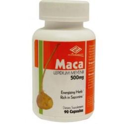 Nu-Health Maca 500mg 90 Capsules