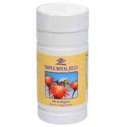 Nu-Health Triple Royal Jelly 200 Softgels