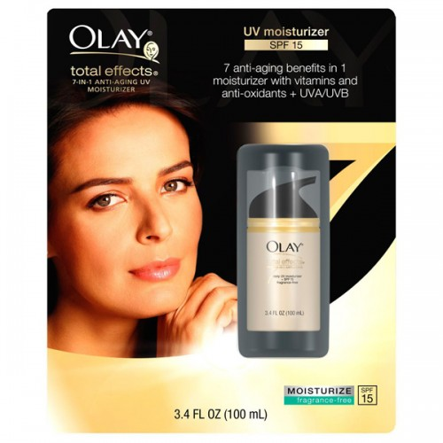 Olay Total Effects Anti-Aging Moisturizer 100ml