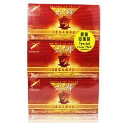Prince of Peace American Ginseng Instant Tea 60 Sachets