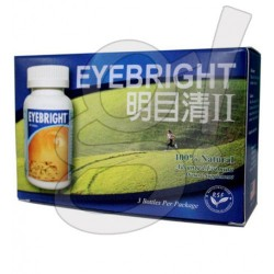 EYEBRIGHT Ⅱ 3 Bottles Package - 60 Tablets per Bottle