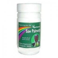 VigorSsource Saw Palmetto 60 Capsules