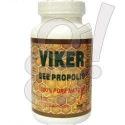 Viker Brazil Green Bee Propolis 120 Capsules